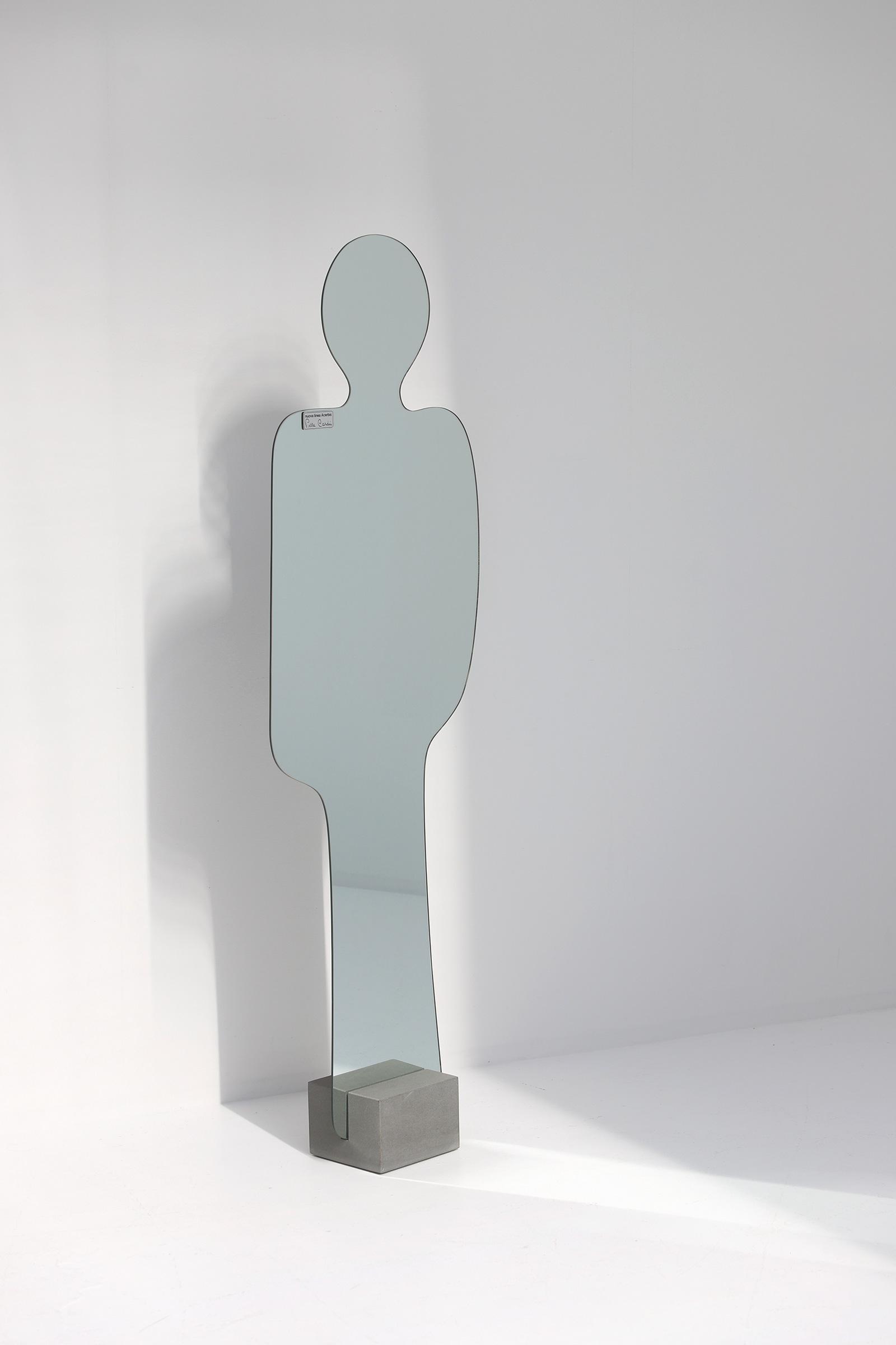 Pierre Cardin Silhouette shaped mirrorimage 2