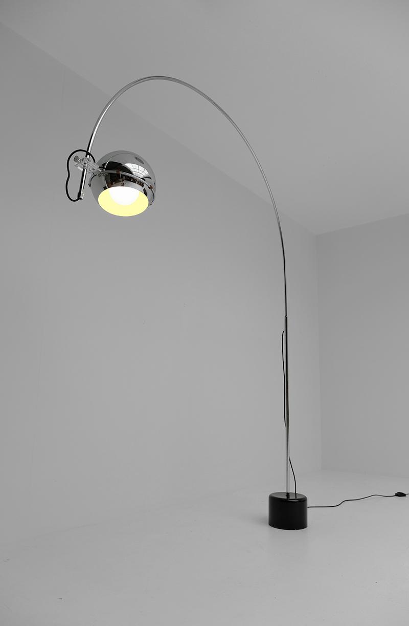 1960s ARC FLOOR LAMPimage 7