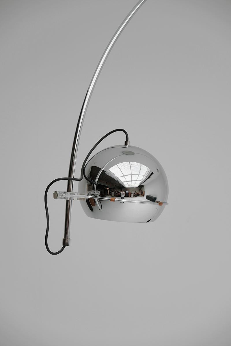 1960s ARC FLOOR LAMPimage 3
