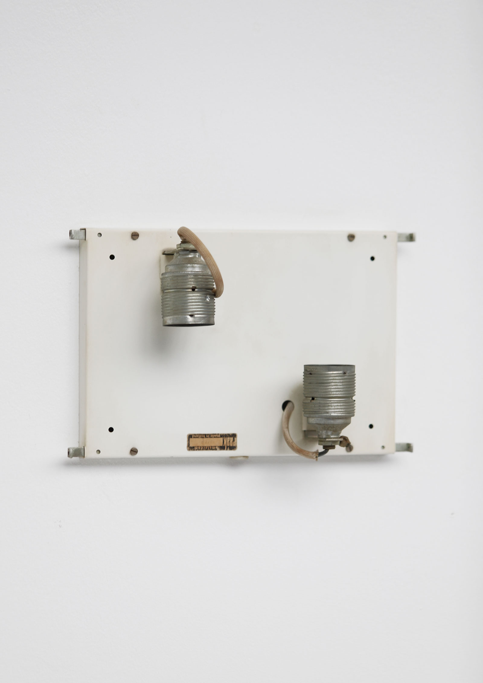 Minimalist wall lamp by Willem van Oyen for Raakimage 7