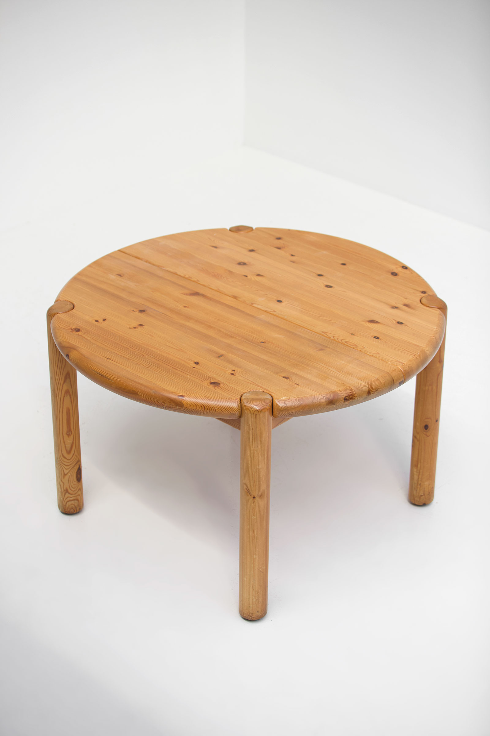 Rainer Daumiller Pinewood Dining Table