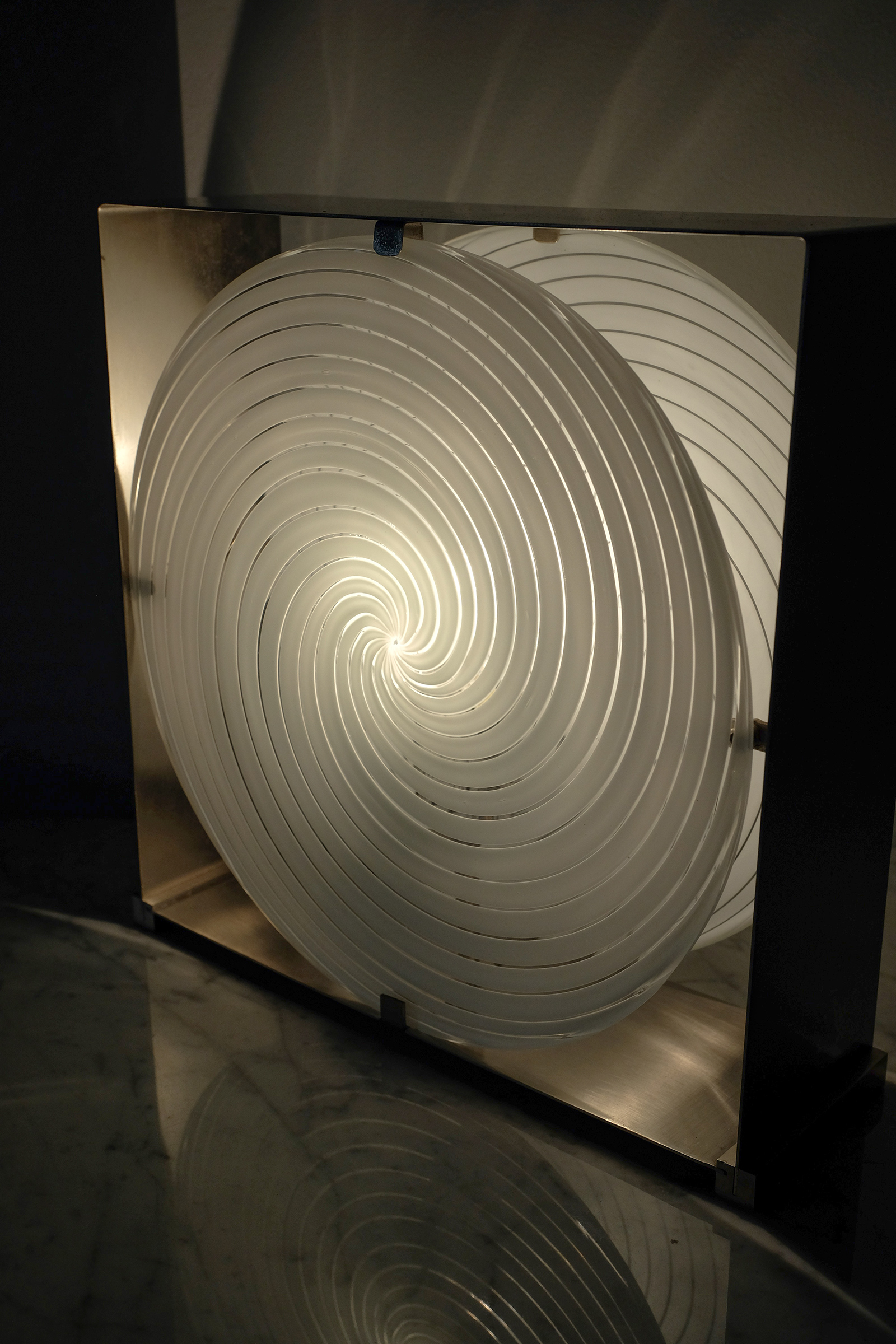 Mazzega Spiral Table Lampimage 6