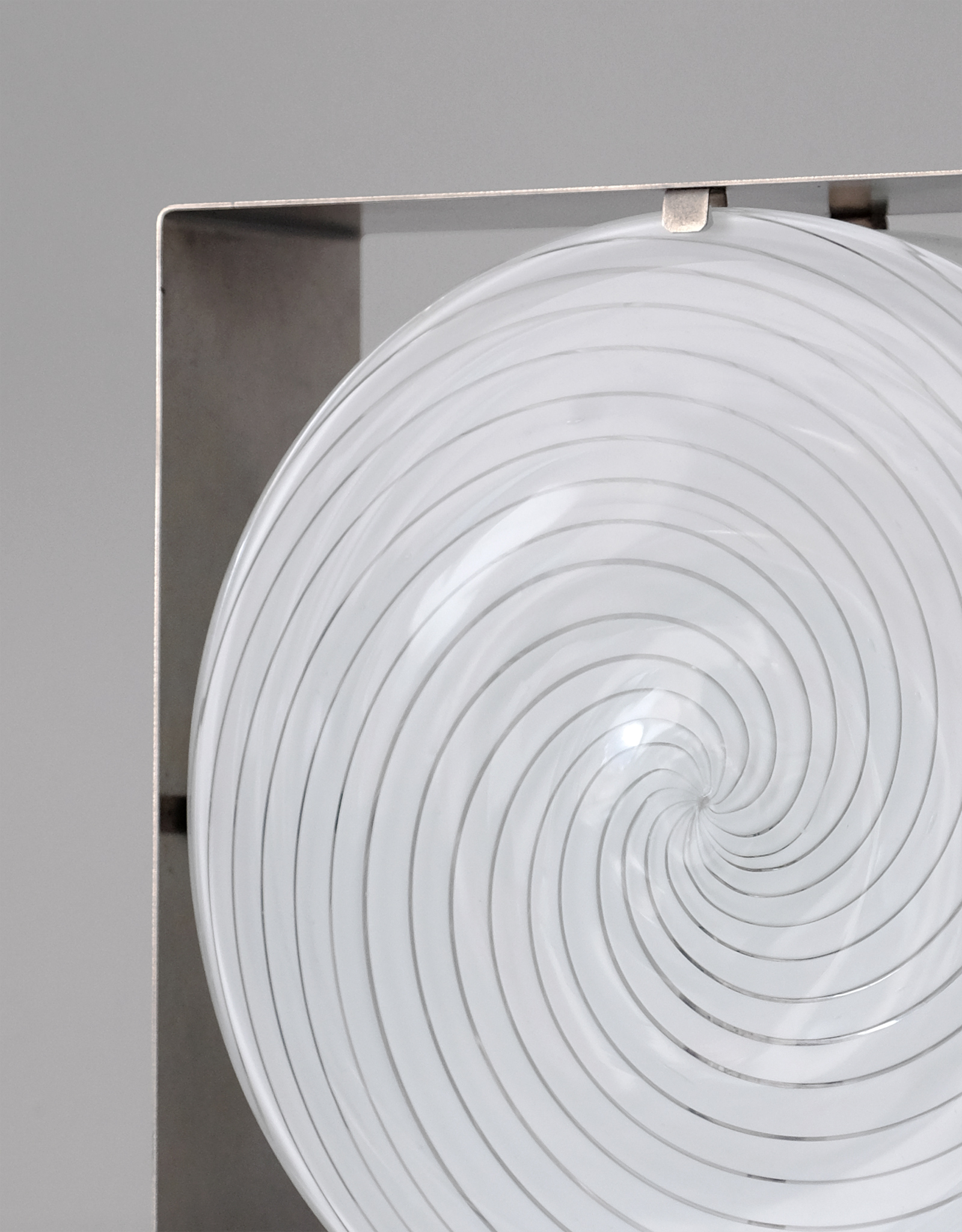 Mazzega Spiral Table Lamp