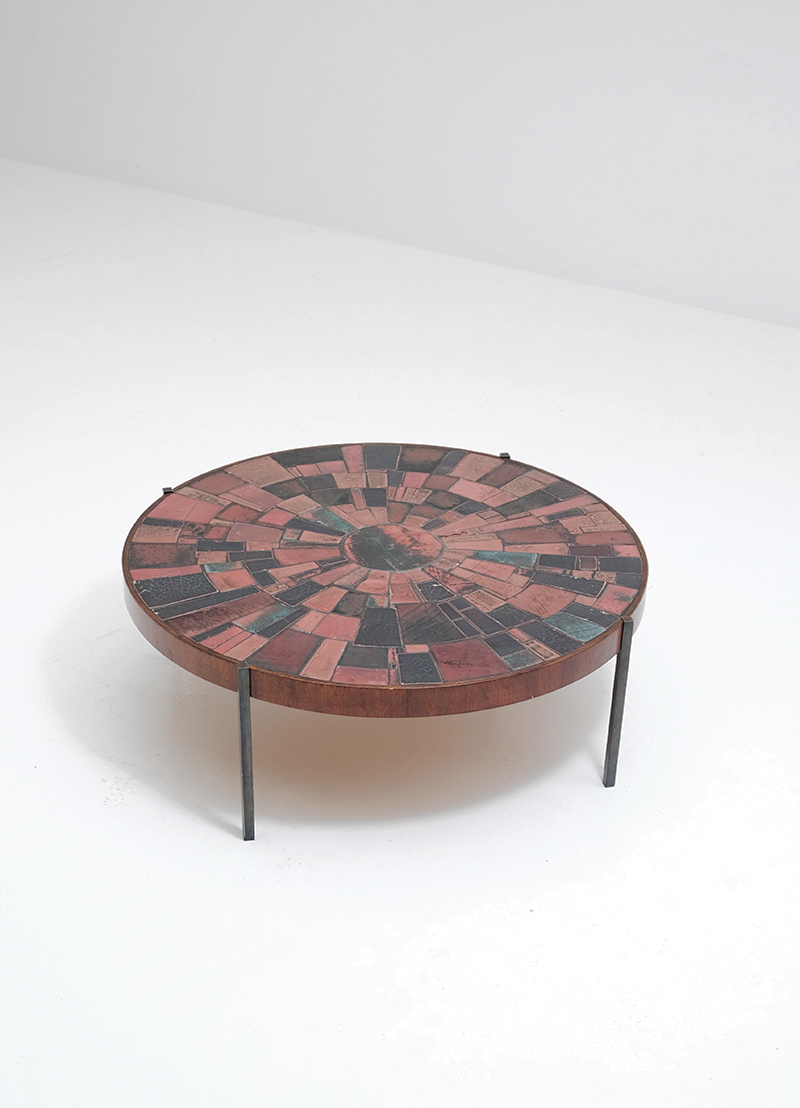 Rogier Vandeweghe Amphora Coffee Table