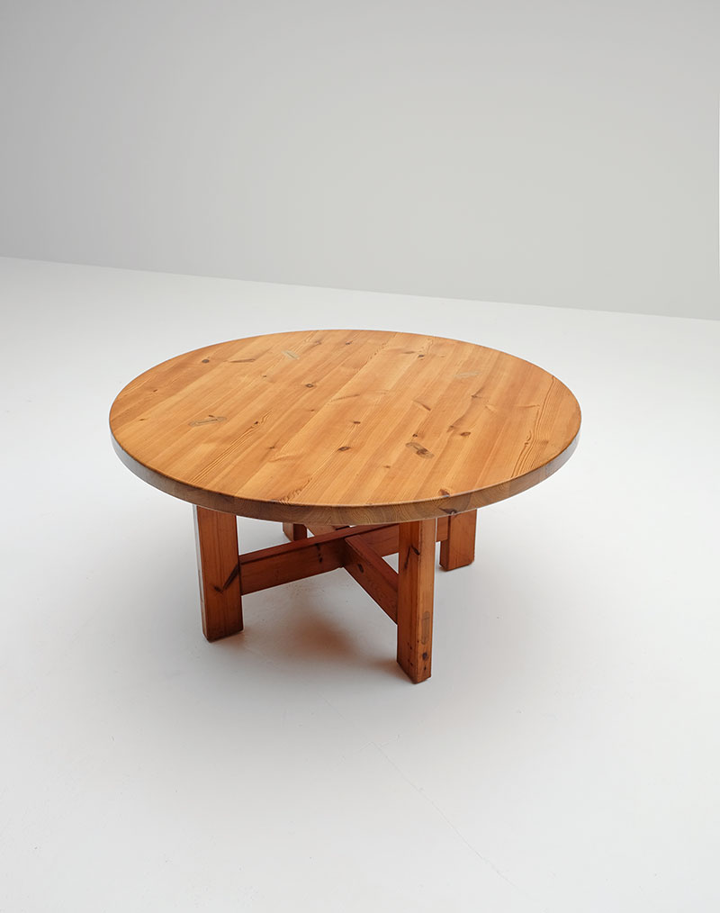 Roland Wilhelmsson Round Dining Table
