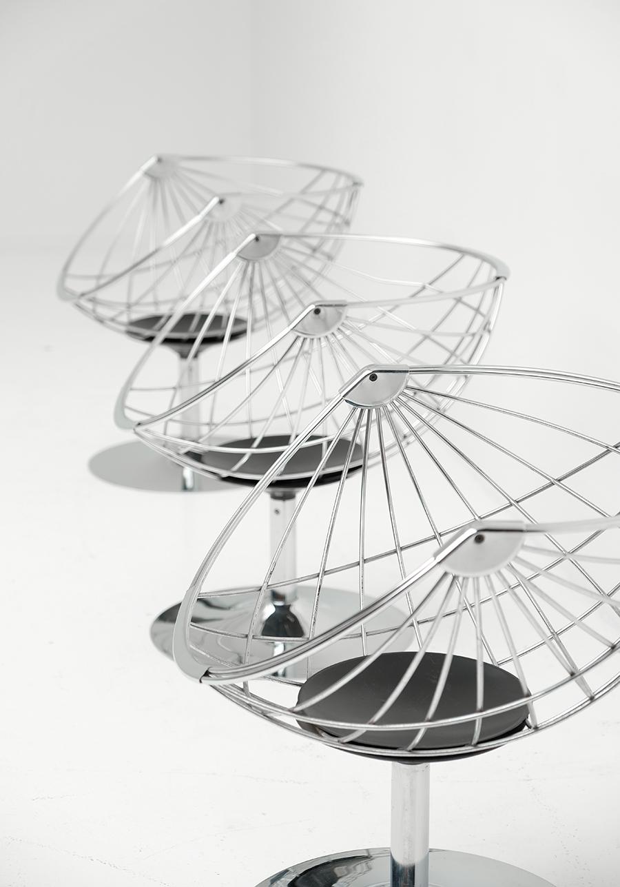 Rudy Verelst Novalux chairs
