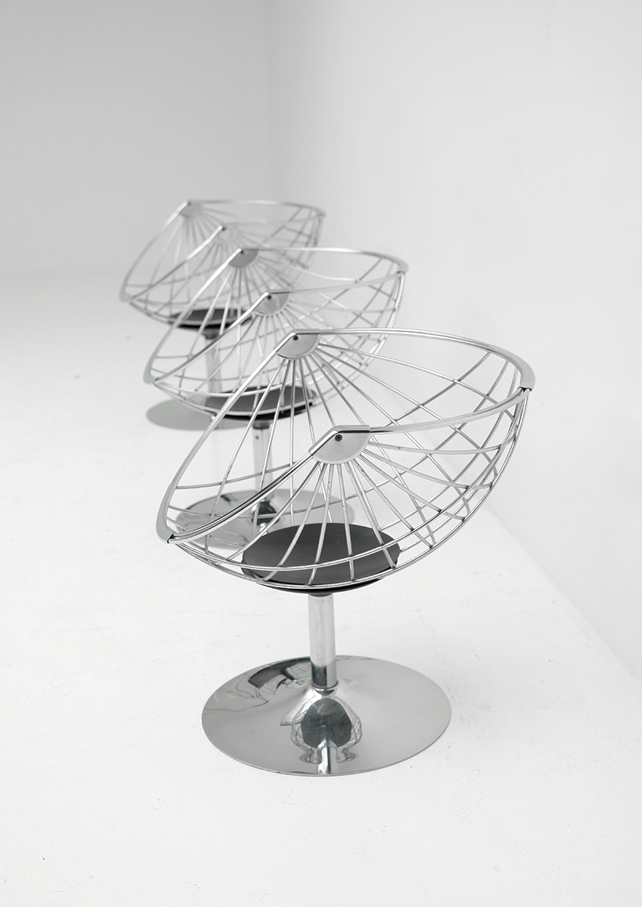 Rudy Verelst Novalux chairs image 10