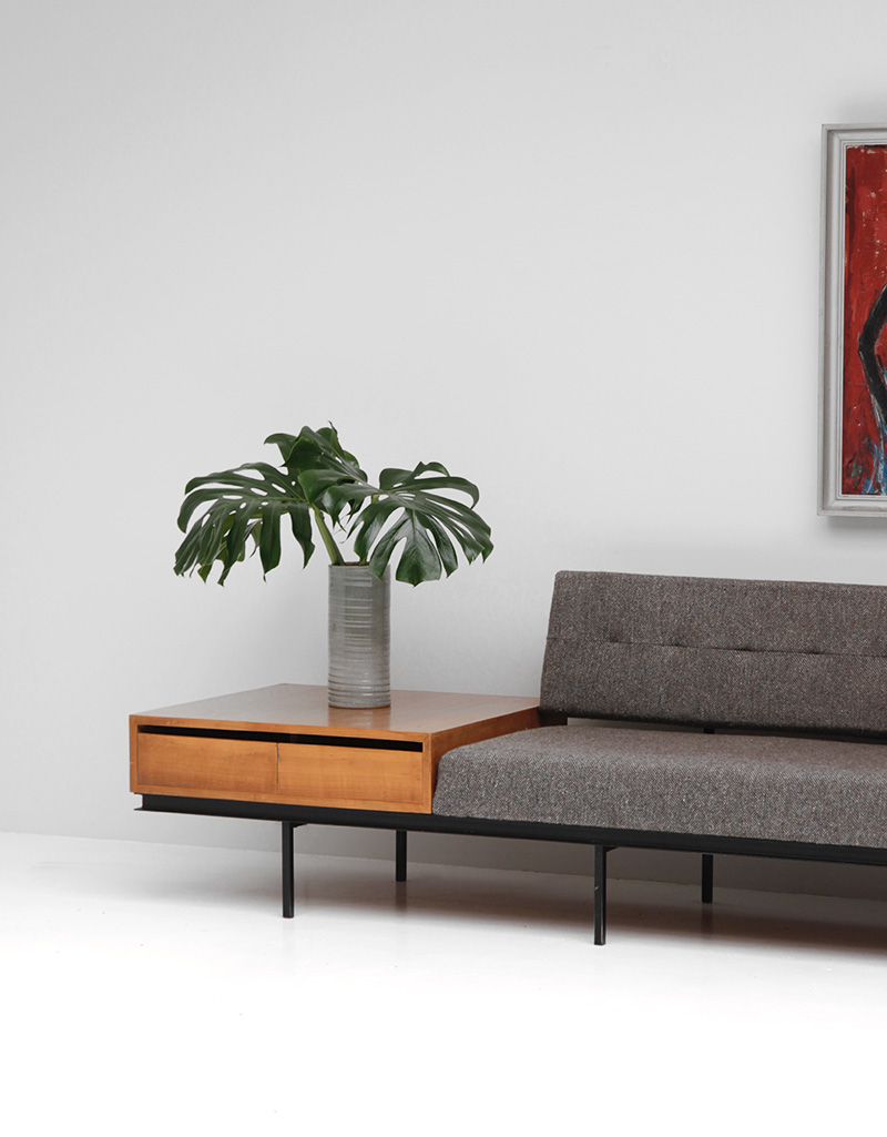 Sofa and Cabinet by Florence Knoll  image 3