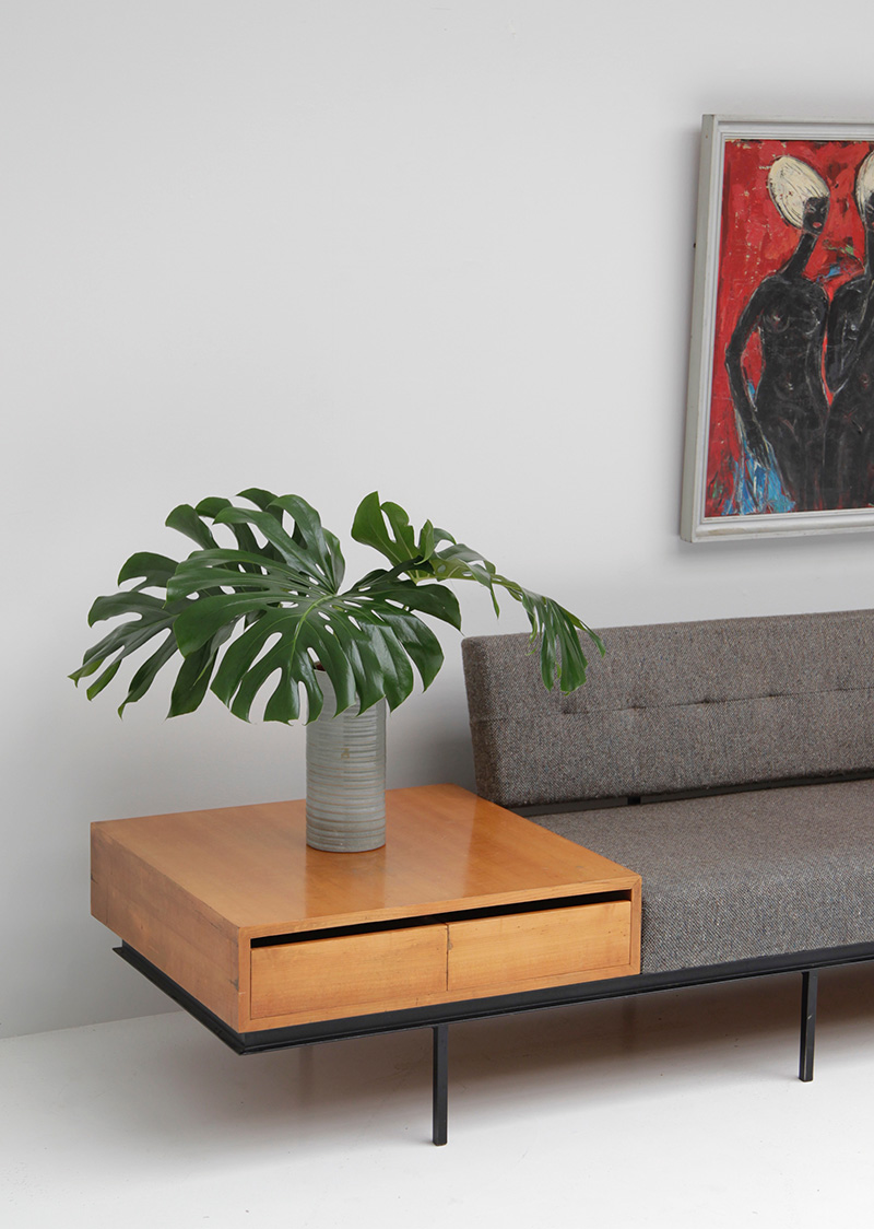 Sofa and Cabinet by Florence Knoll  image 7