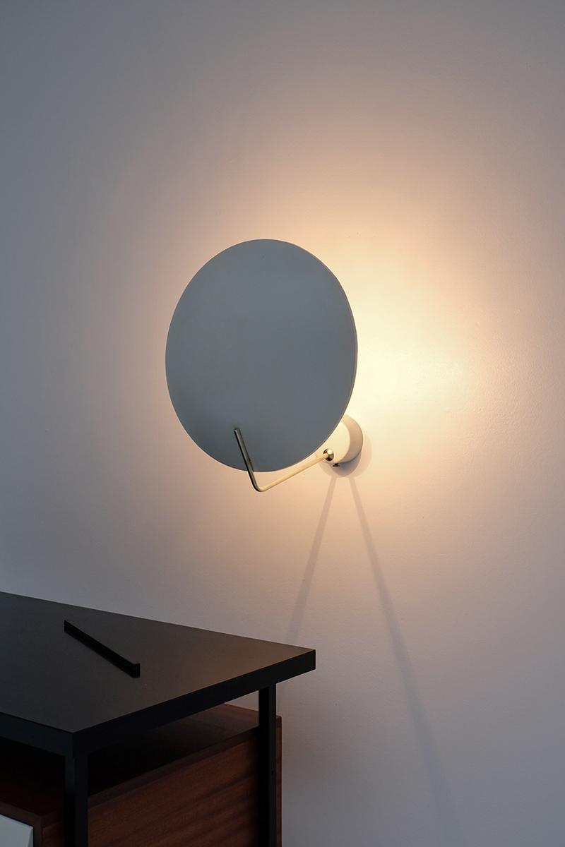 Stilnovo Wall Lamp Model 232 by Bruno Gatta