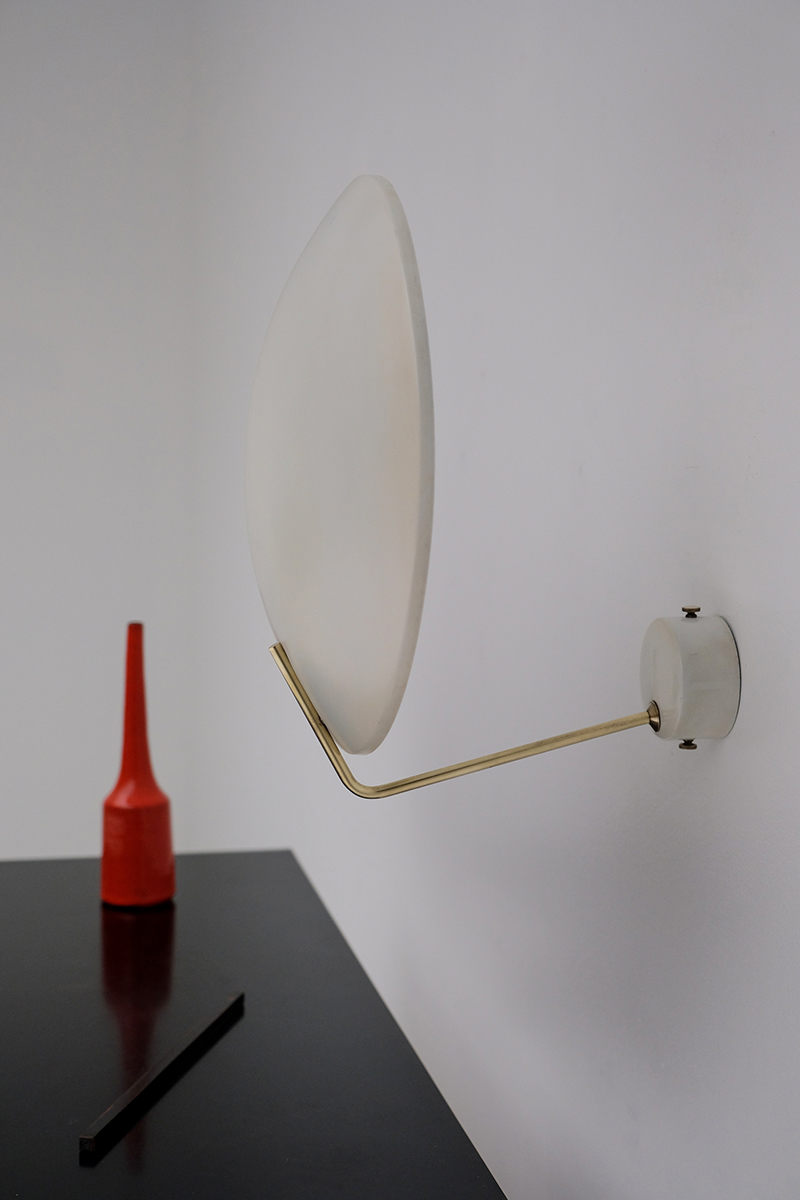 Stilnovo Wall Lamp Model 232 by Bruno Gatta