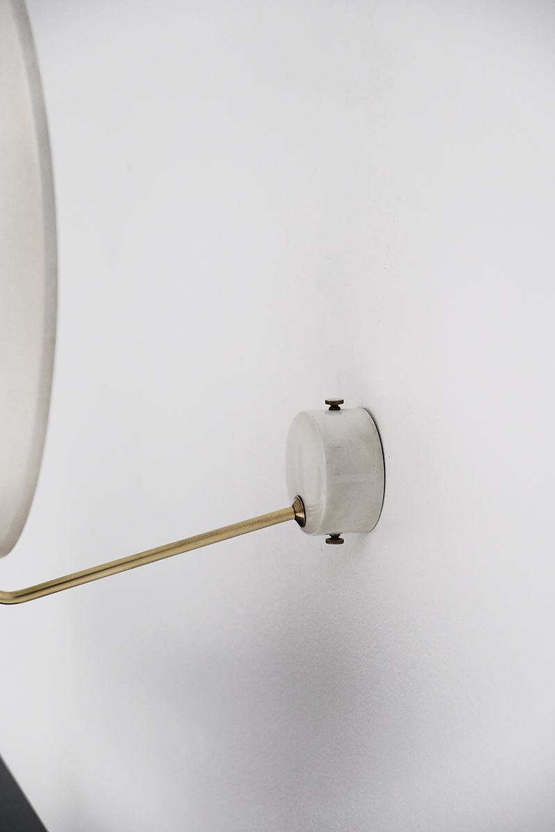 Stilnovo Wall Lamp Model 232 by Bruno Gattaimage 7