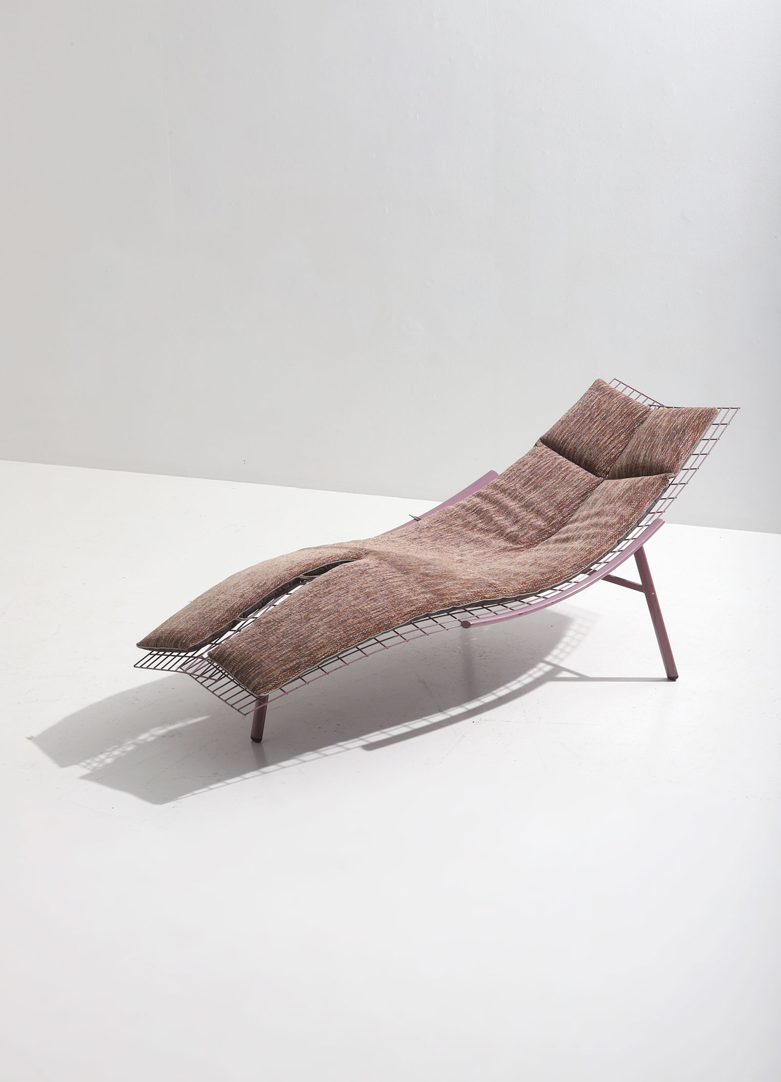 Swing Lounge chair by Giovanni Offredi for Saporitiimage 2
