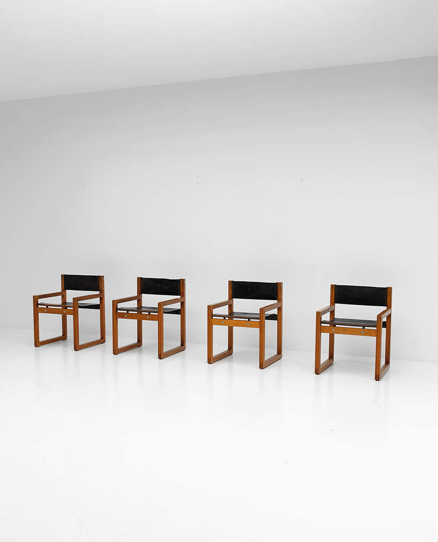 Christophe Gevers Chairs for De Coeneimage 1