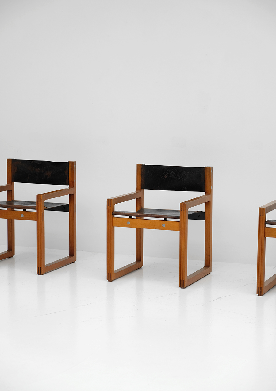Christophe Gevers Chairs for De Coeneimage 2