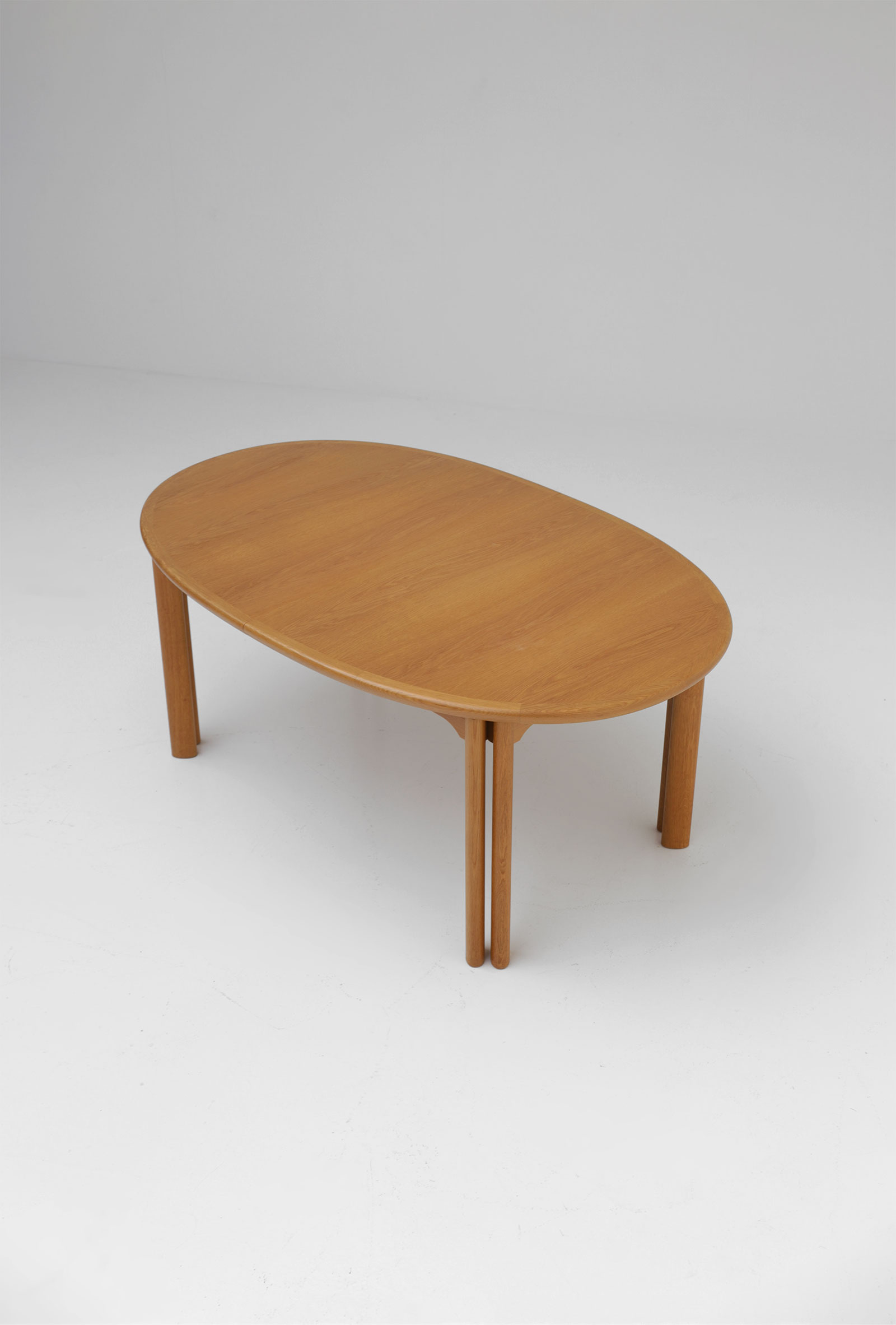 Oak Dining Table Van Den Berghe Pauversimage 1