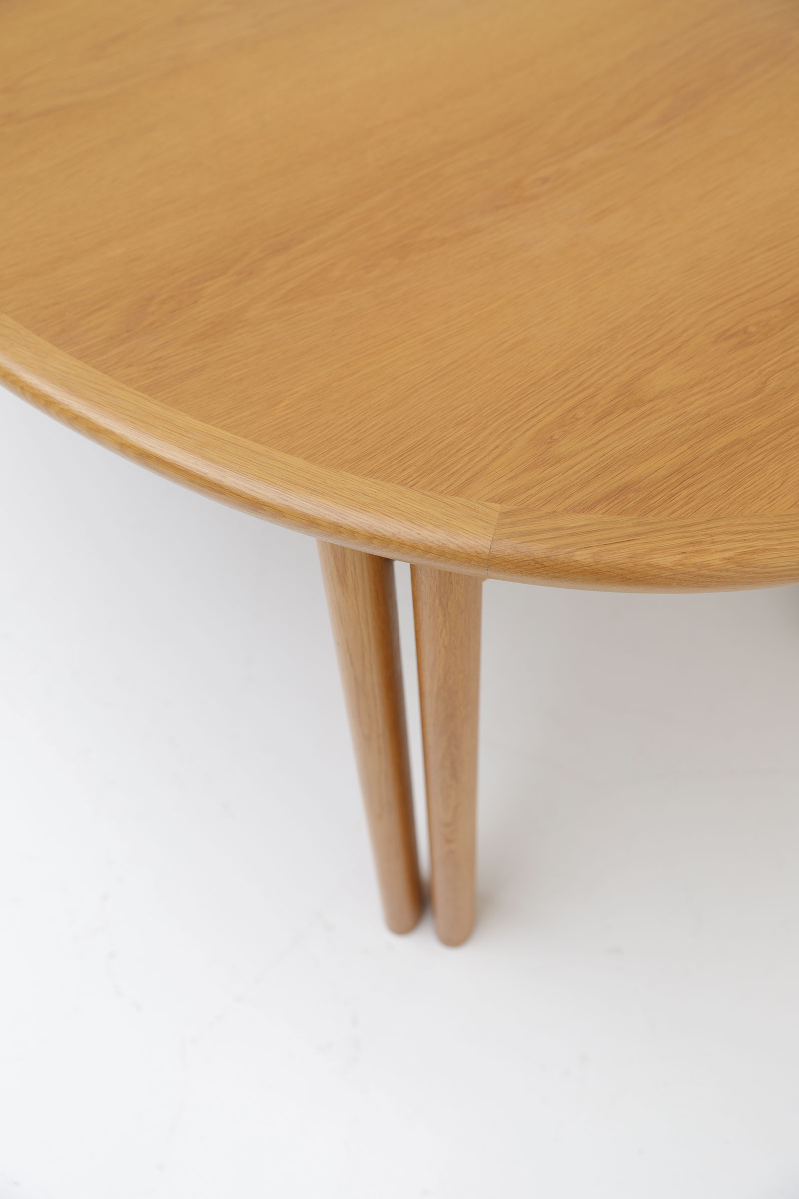 Oak Dining Table Van Den Berghe Pauvers
