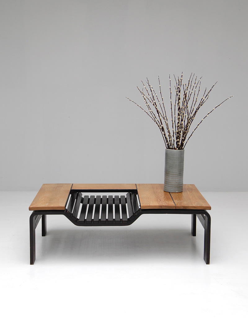 Slat Bench or Coffee Table
