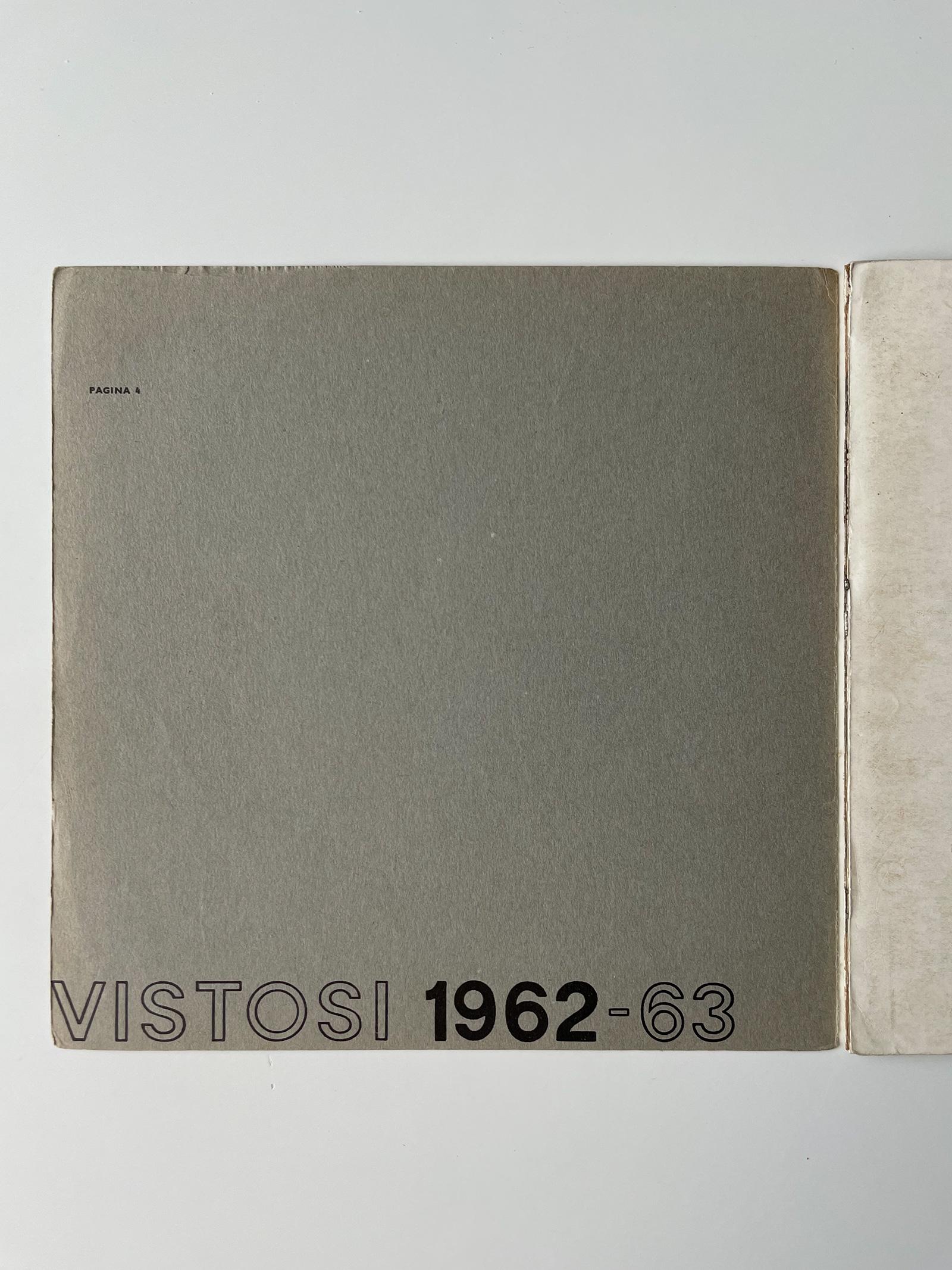 Pair of vistosi orange wall sconces 1963image 11