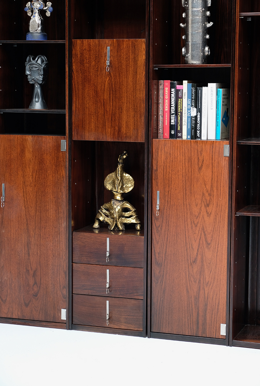 70s Double faced Bookcase / Room dividerimage 14