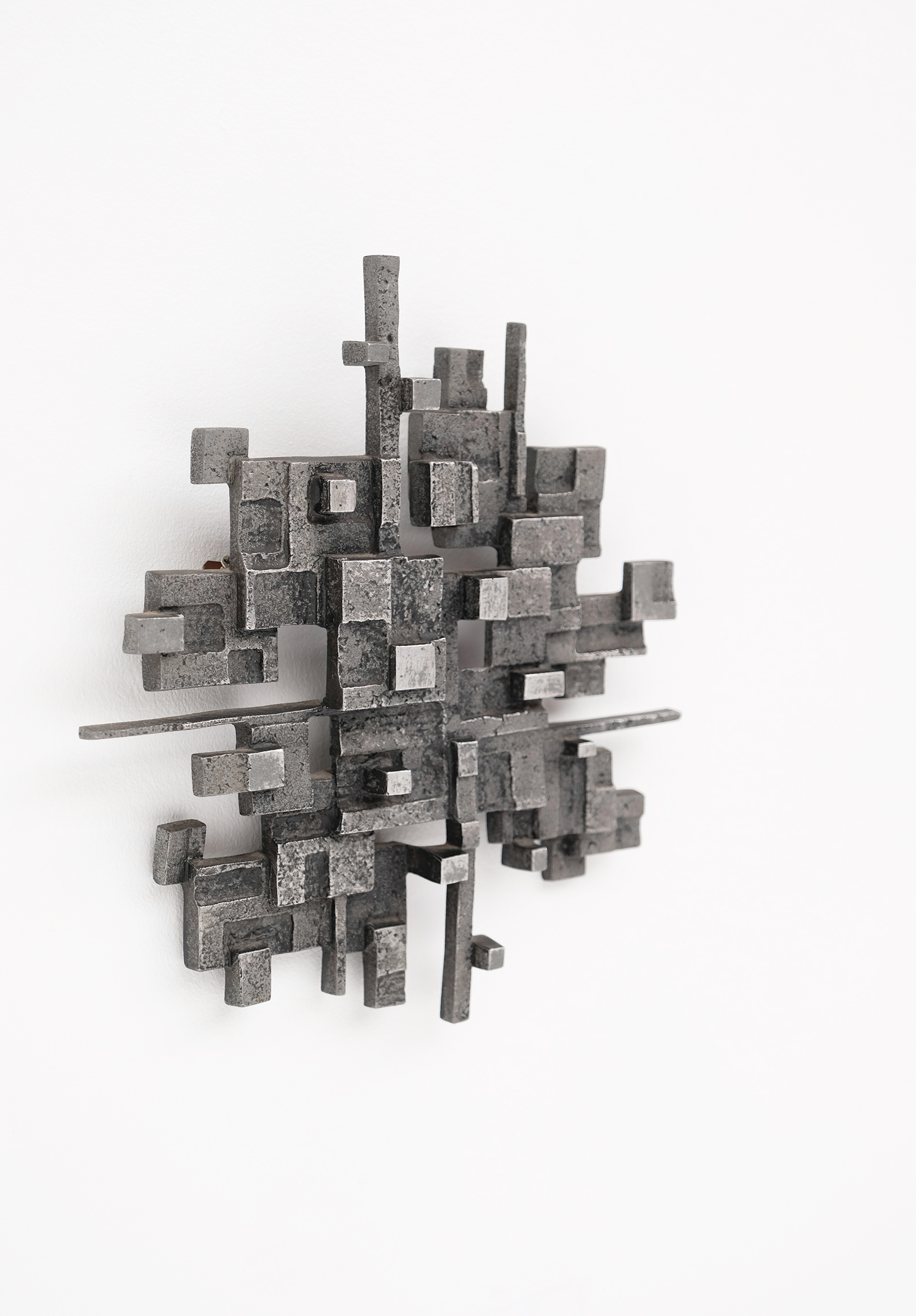 Willy Ceysens Decorative Wall Sculpture