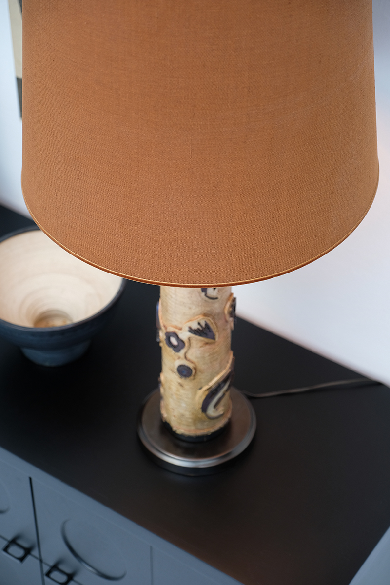 Wallpaper Roller Lamps