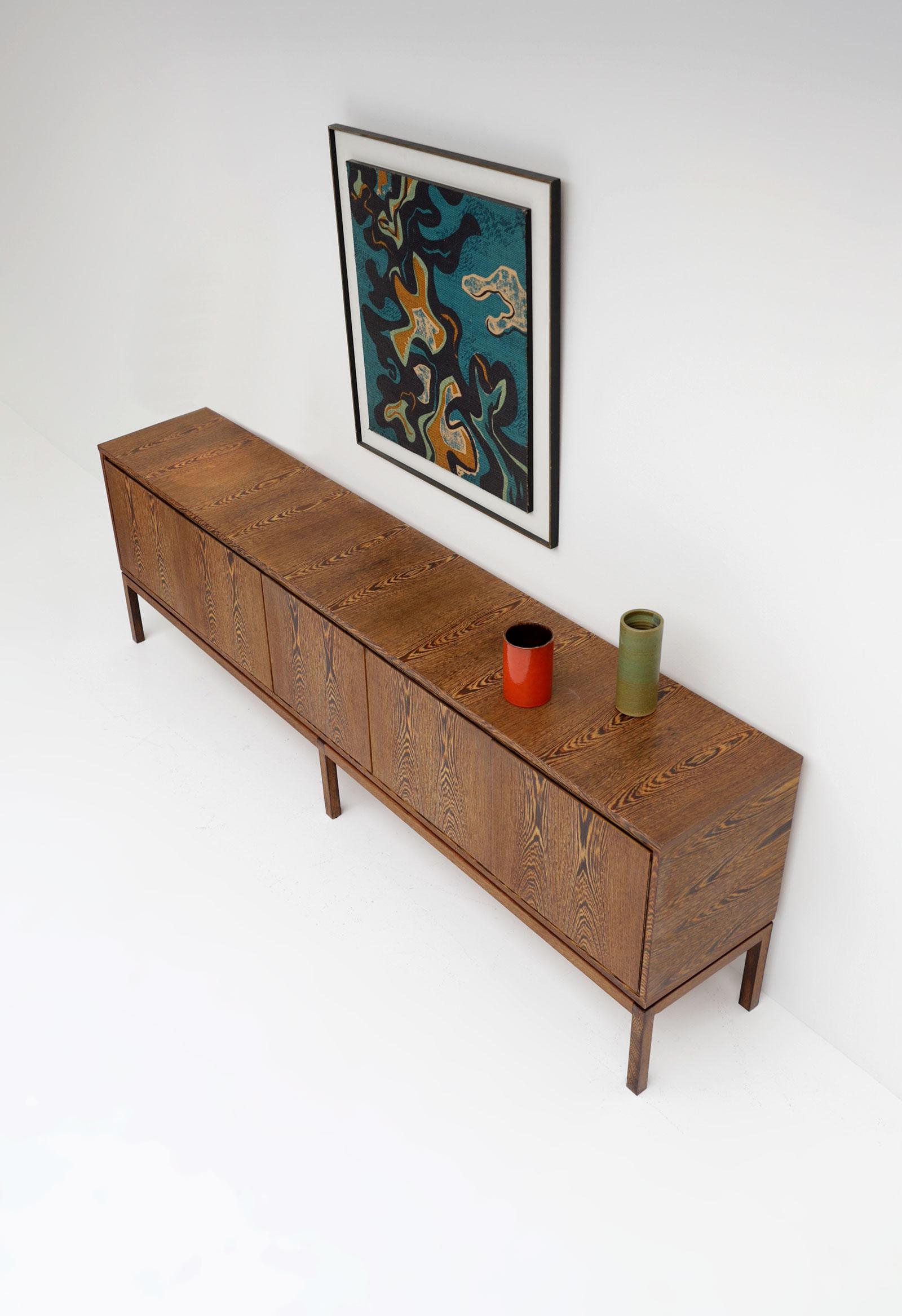 1960s Wenge Sideboard