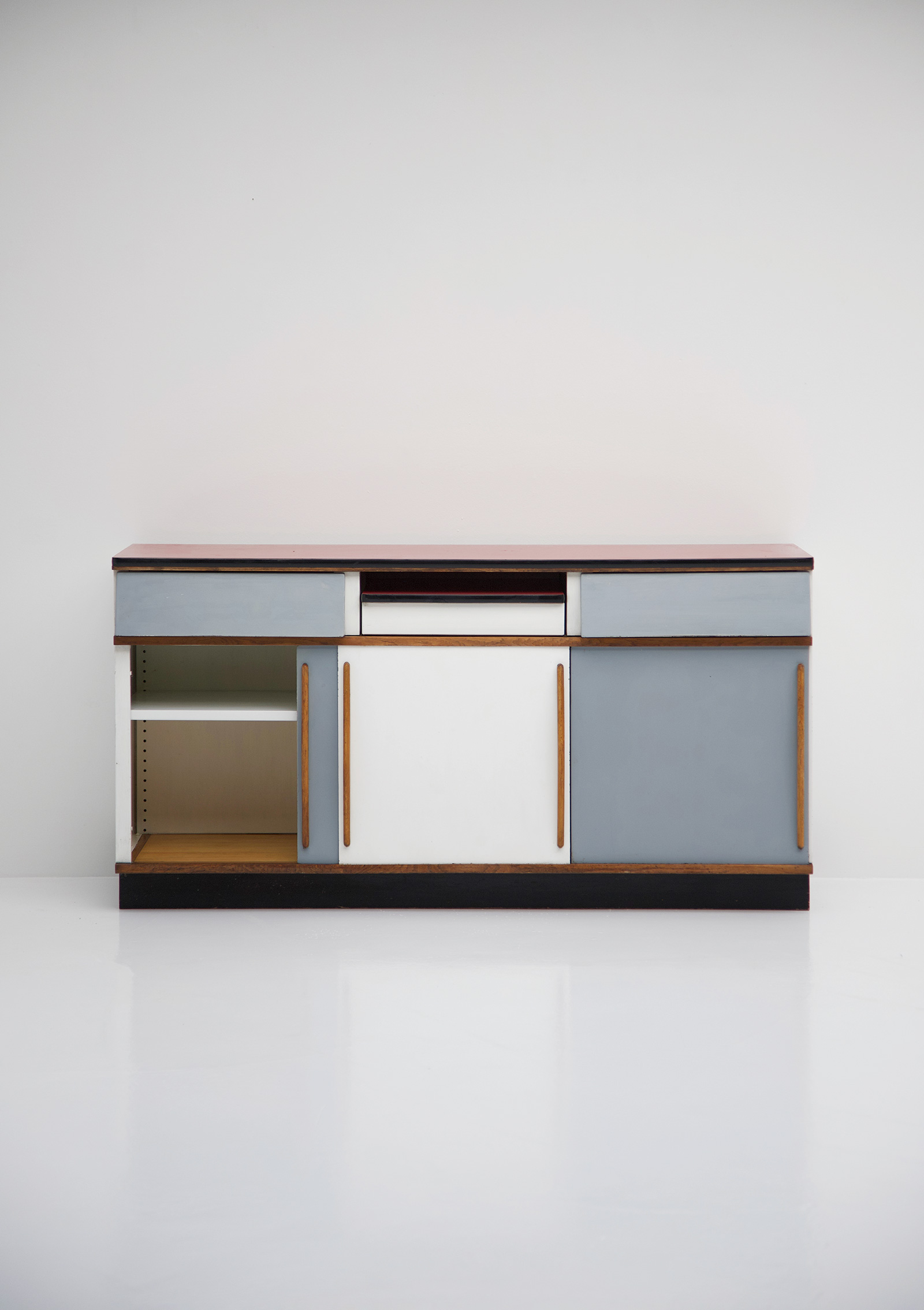 Willy Van Der Meeren Kitchen Cabinet