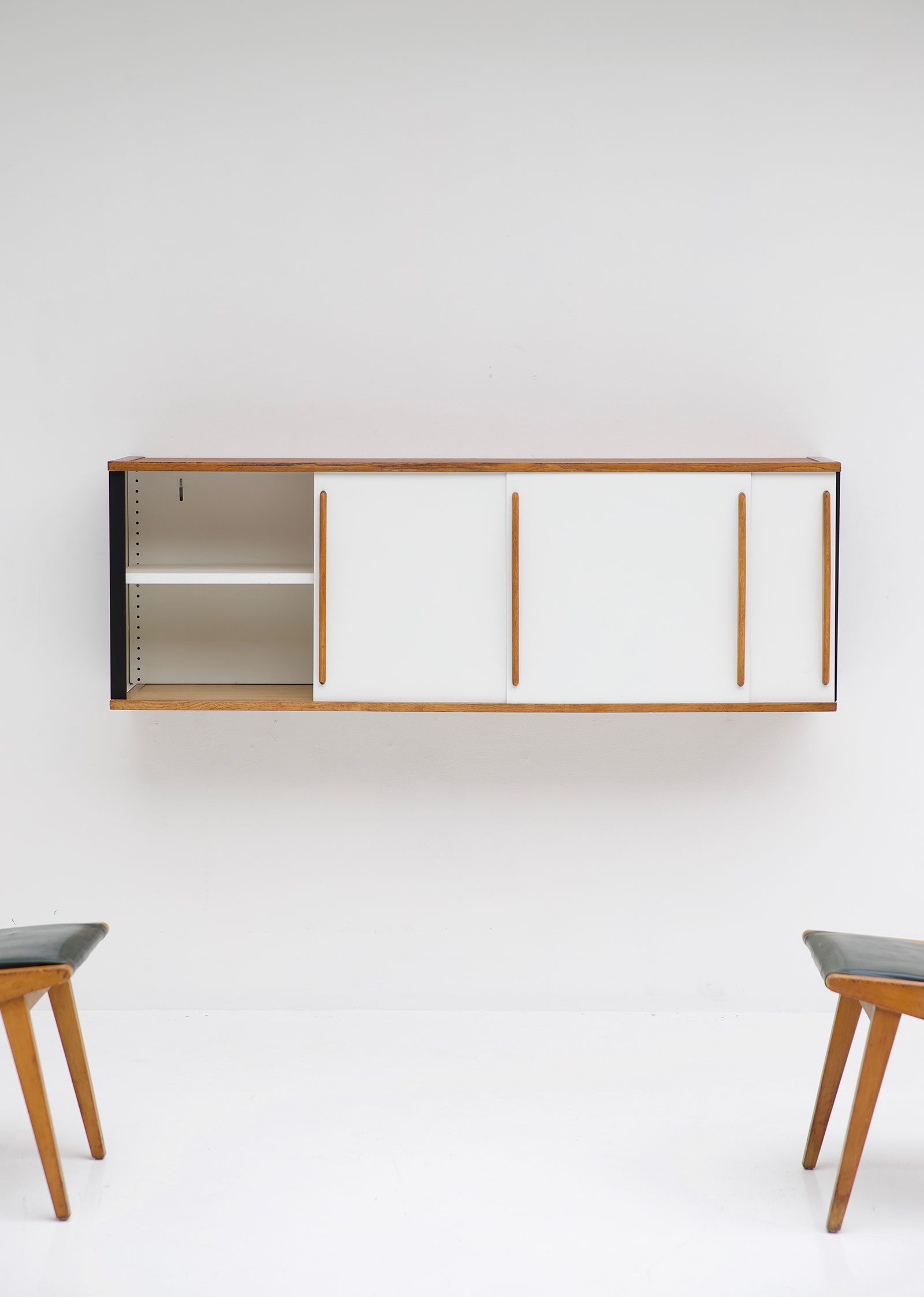 Willy Van Der Meeren Wall Mounted Cabinet