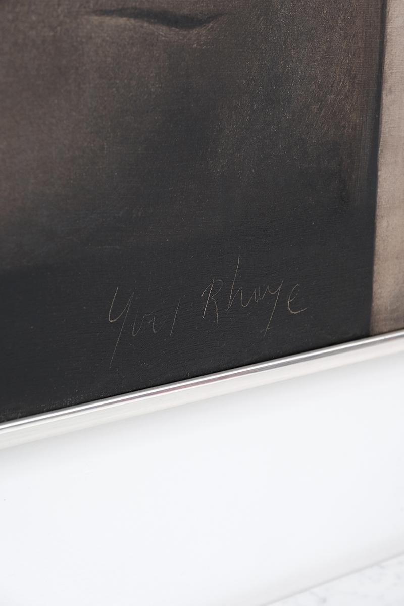 Yves Rhaye Oil On Canvas