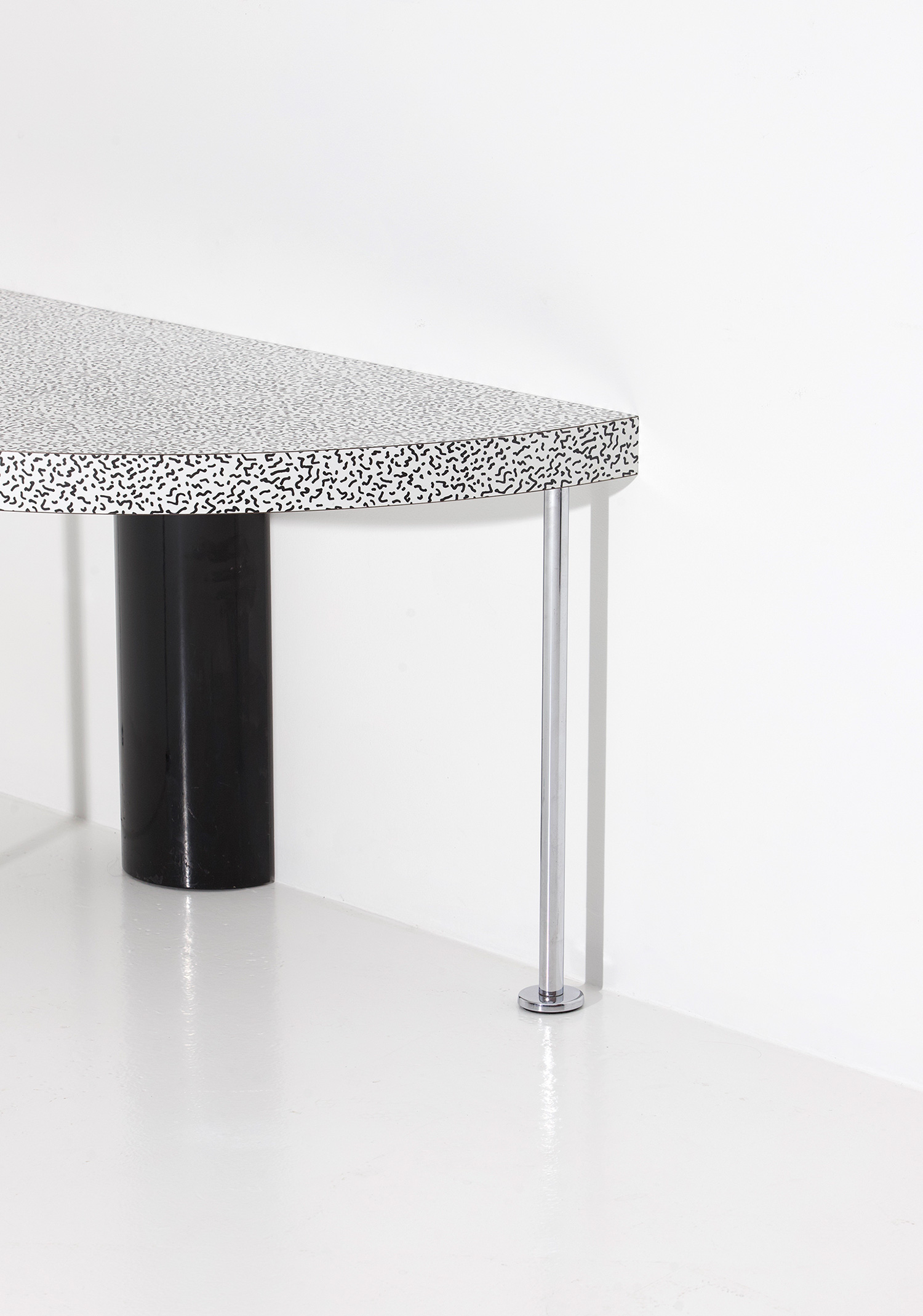 Ettore Sottsass Side Table for Zanottaimage 3