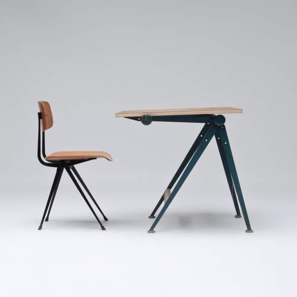 city furniture drafting table and chair by wim rietveld friso kramer