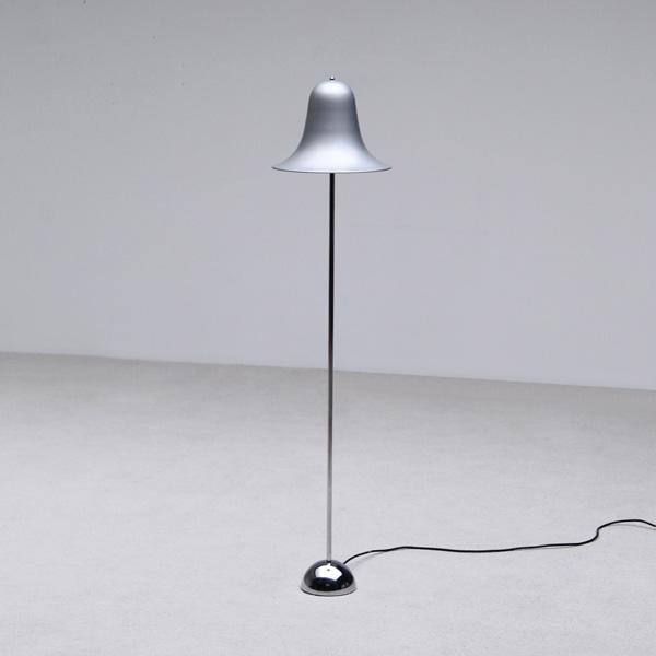 Verner Panton Pantop floor lamp for luber