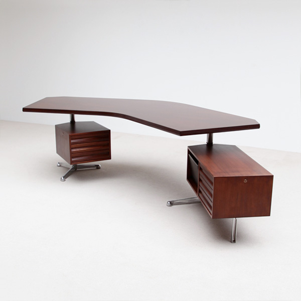 T96 Executive Desk Osvaldo Borsani 1956