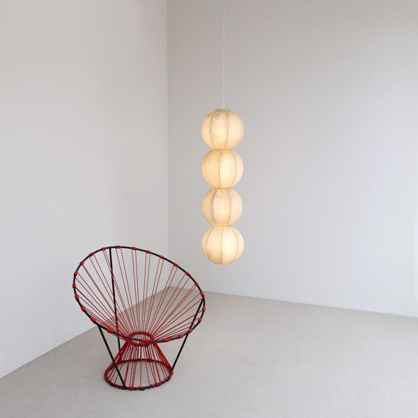 SMALL BALL BUBBLE HANGING LAMPS