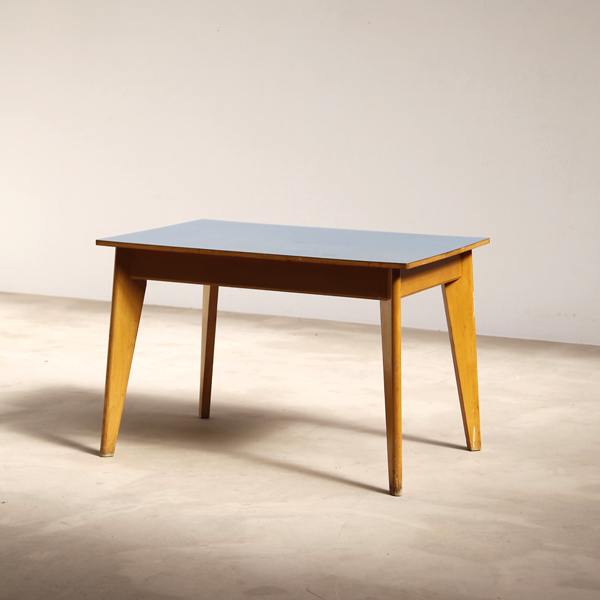 City furniture 1950s dining or kitchen formica table - Formica top kitchen tables ...
