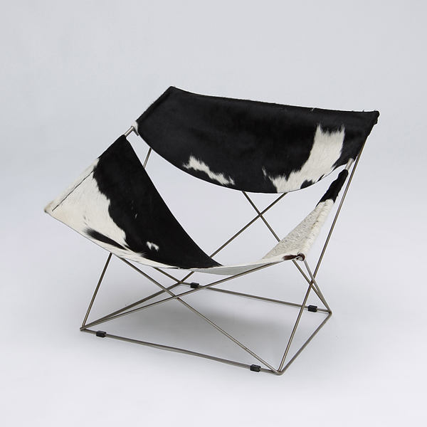 city furniture pierre paulin for artifort f675 butterfly chair