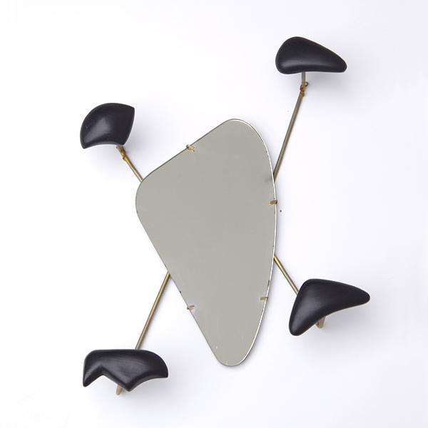 Georges Jouve (1910-1964) Mirror For Asselbur