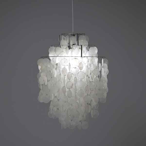 Verner Panton chandelier Fun 1 DM