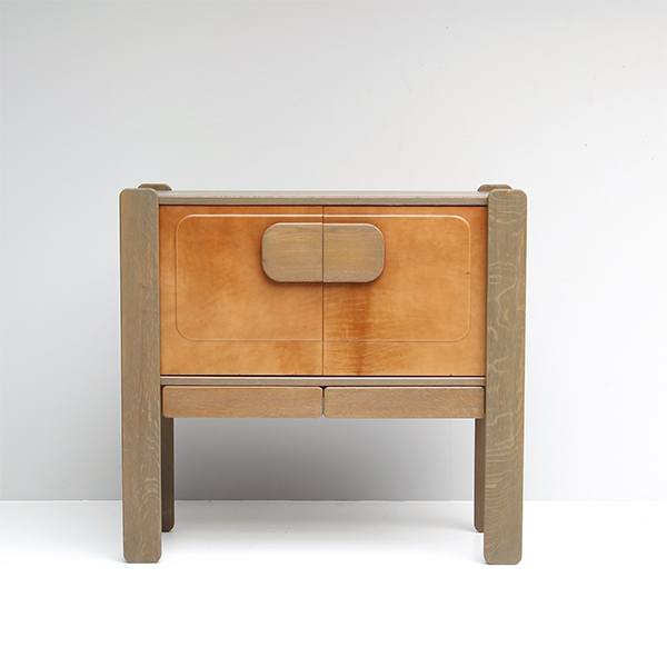 Vintage Wooden Cabinet 1970s