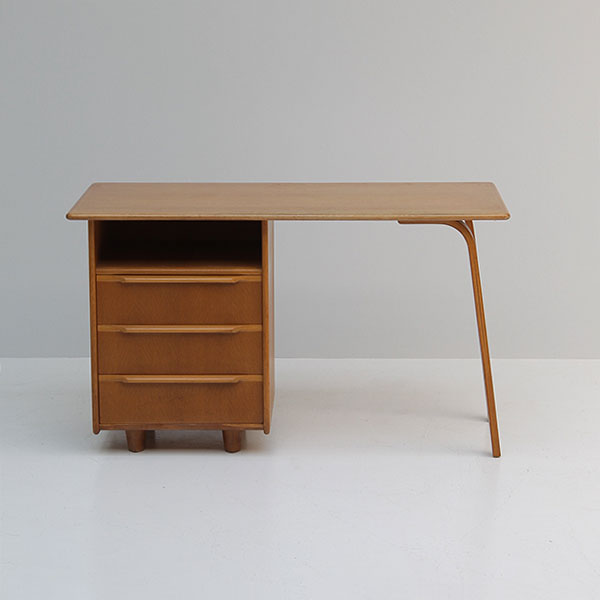 Cees Braakman oak desk
