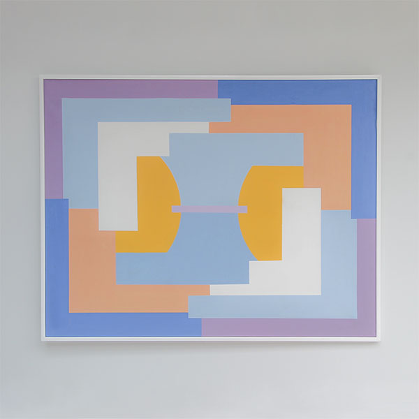 1990s abstract Bertonini Artwork