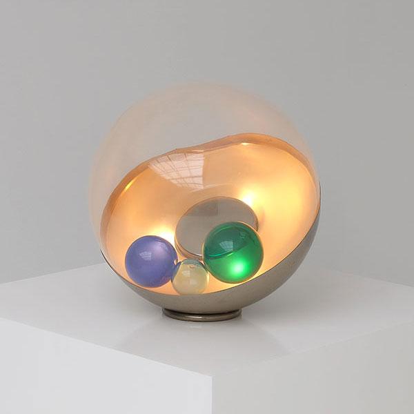 Oreste Vistosi floor or table lamp 1964