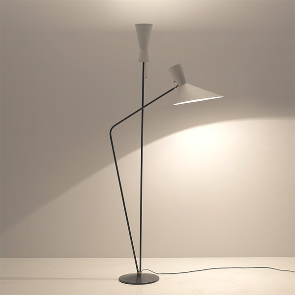 Professor D. Moor Floor Lamp