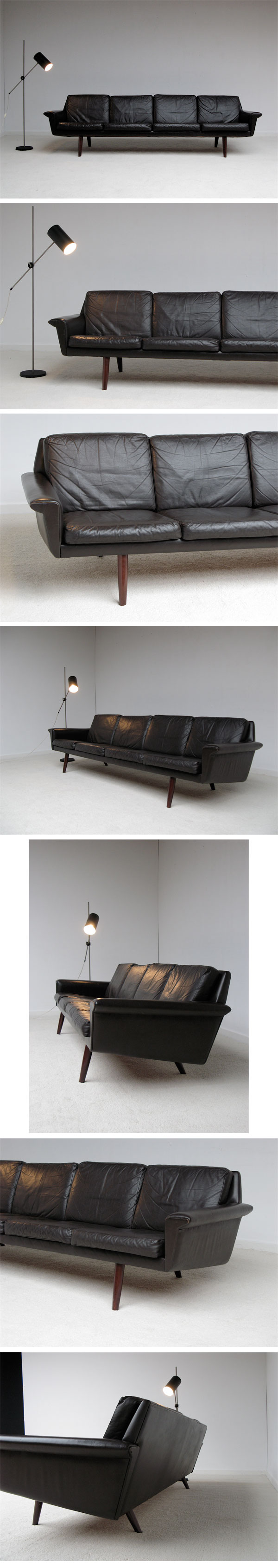 LOW, PROFILE, danish, modern, seat, sofa, luxury