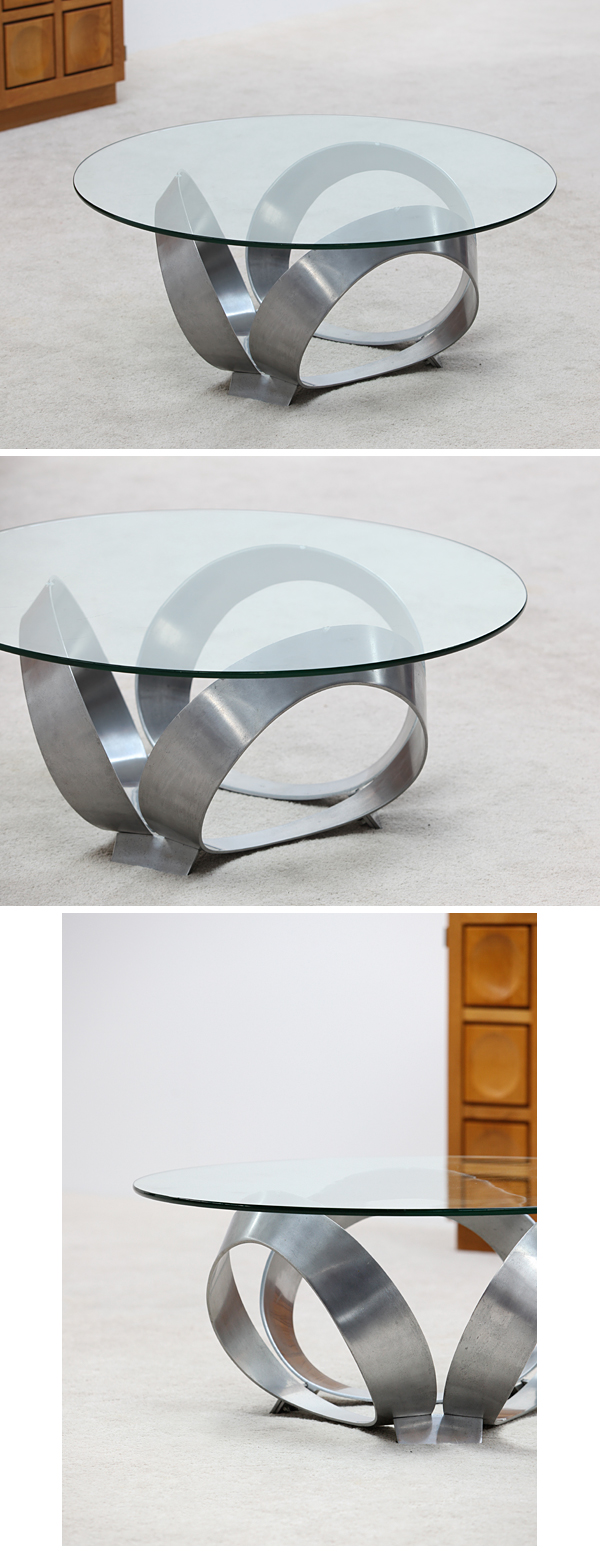 70s, RONALD, SCHMITT, coffee table, Germany, vintage, design