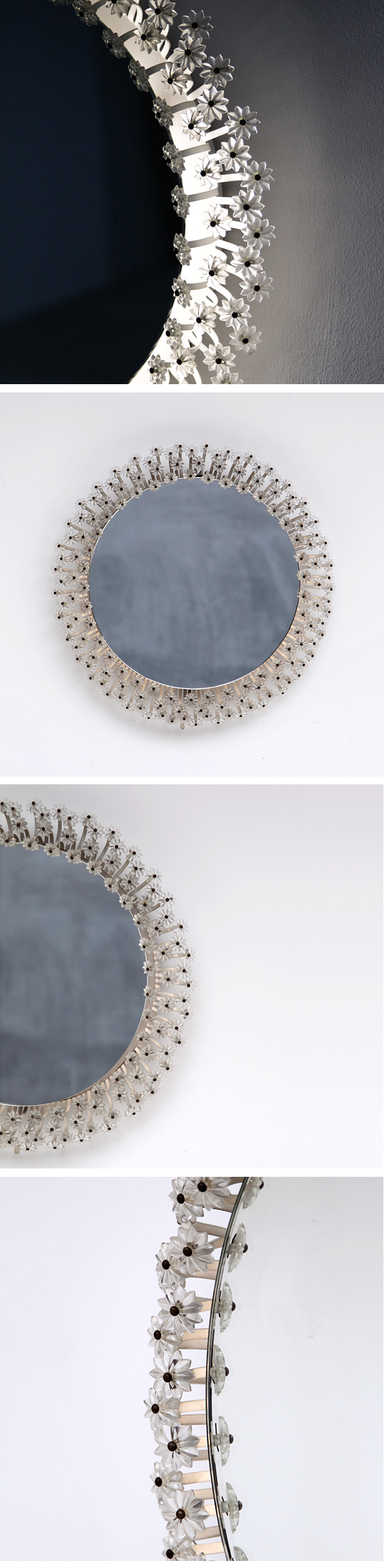 French, Fabulous, Illuminating, Mirror, 1960