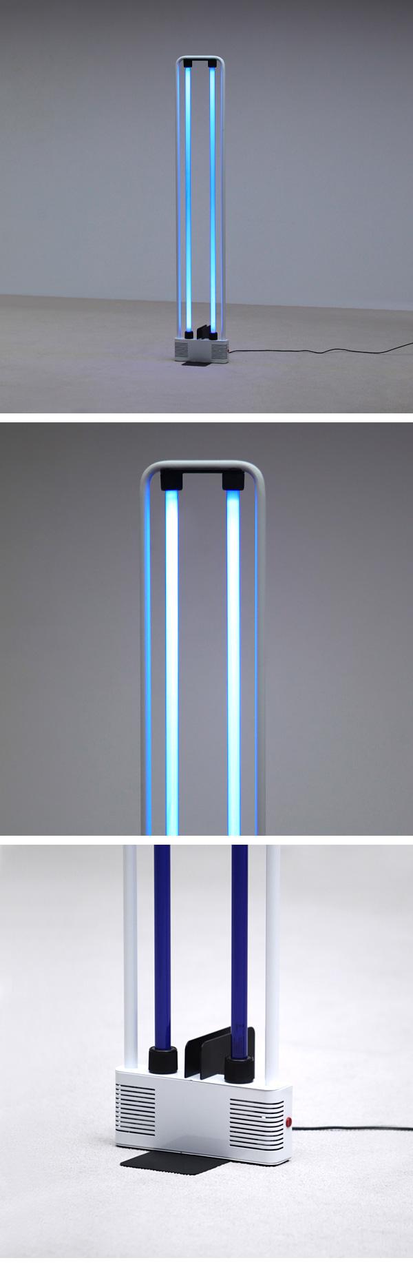 Gian Nicola, Gigante, Neon lamp, Design, 1981, Sottsass