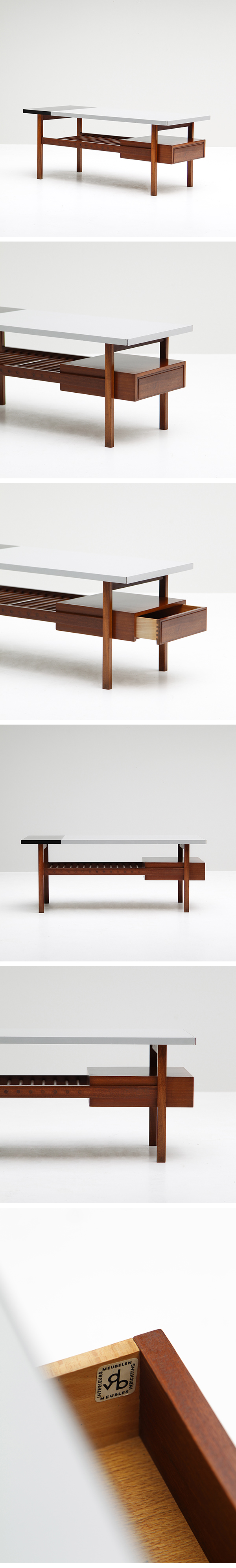 Rare, Van Den Berghe Pauvers, coffee table