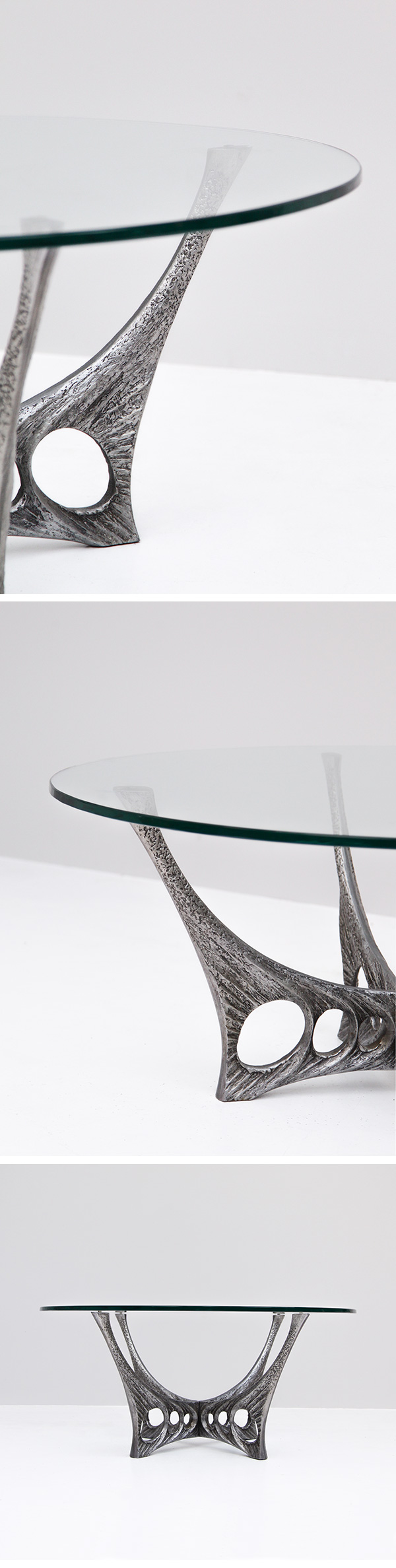 willy ceysens, exceptional, coffee table